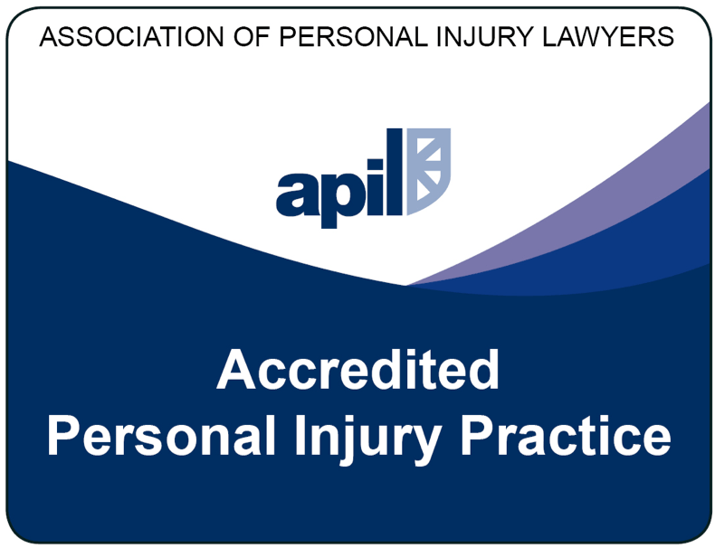 APIL Accredited  Specialist in Personal Injury